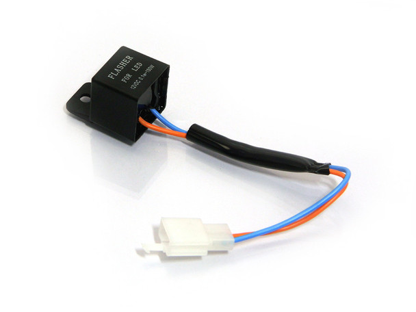 12V LED Flasher Relay for Motorbike Scooter Quad ATV Buggy