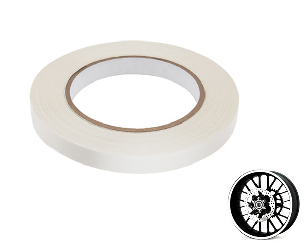 Heavy Duty Reflective WHITE 600cm Strip Decal Sticker Car Motorbike Quad Trike Wheels Bodywork Fuel Tank
