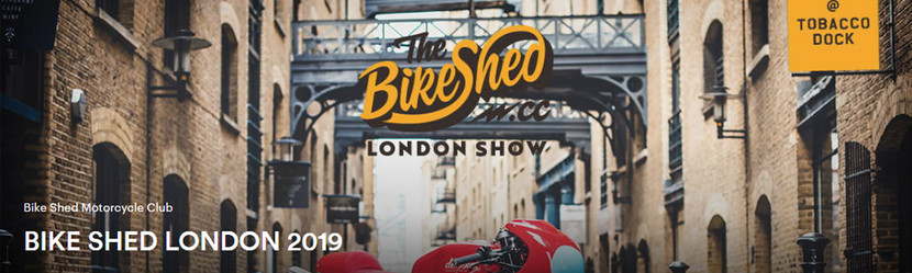 Bike Shed London 2019