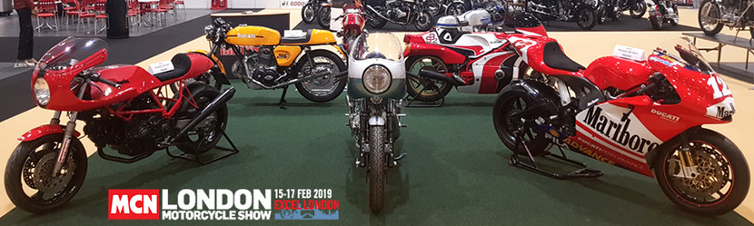 MCN London Motorcycle Show – The Aftermath