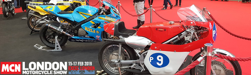 Good news y'all… Alchemy Parts will be exhibiting at the MCN London Motorcycle Show 15-17 Feb 2019