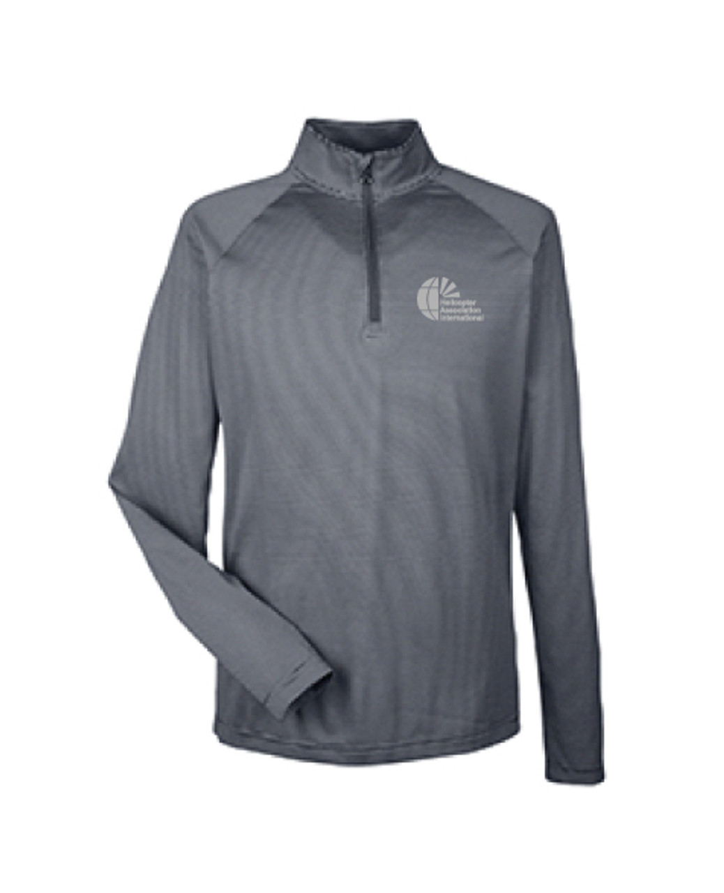 Mens Under Armour Tech Stripe Quarter Zip Pullover