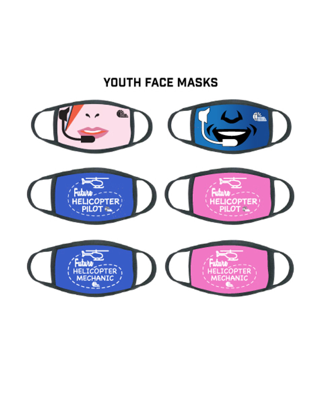 Youth HAI Face Mask