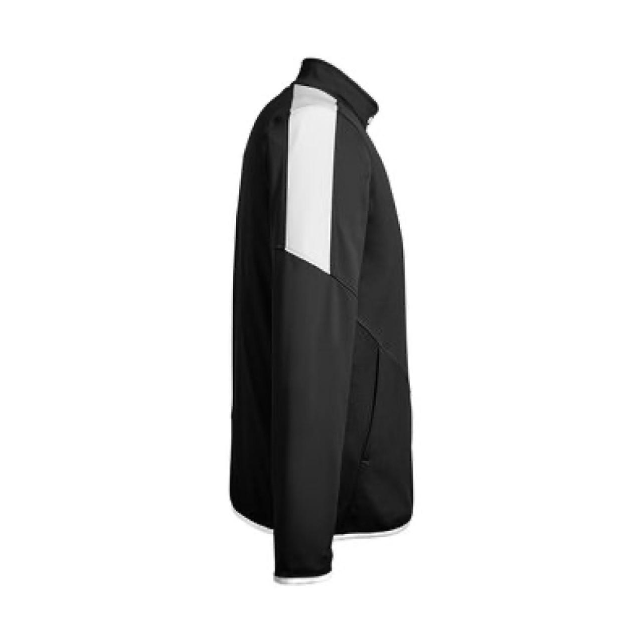 Mens Under Armour Black Knit Full Zip Jacket