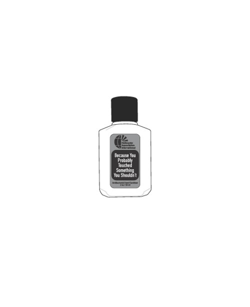 2oz. Personal Sanitizer