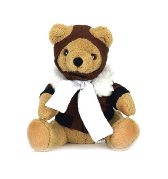 "12"" Aviator Teddy Bear"