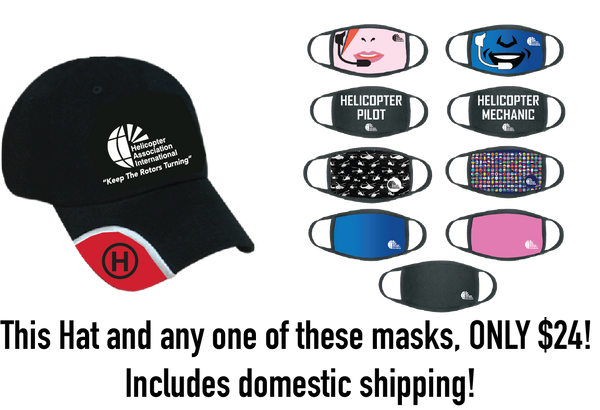 HAI Hat & Face Mask Special