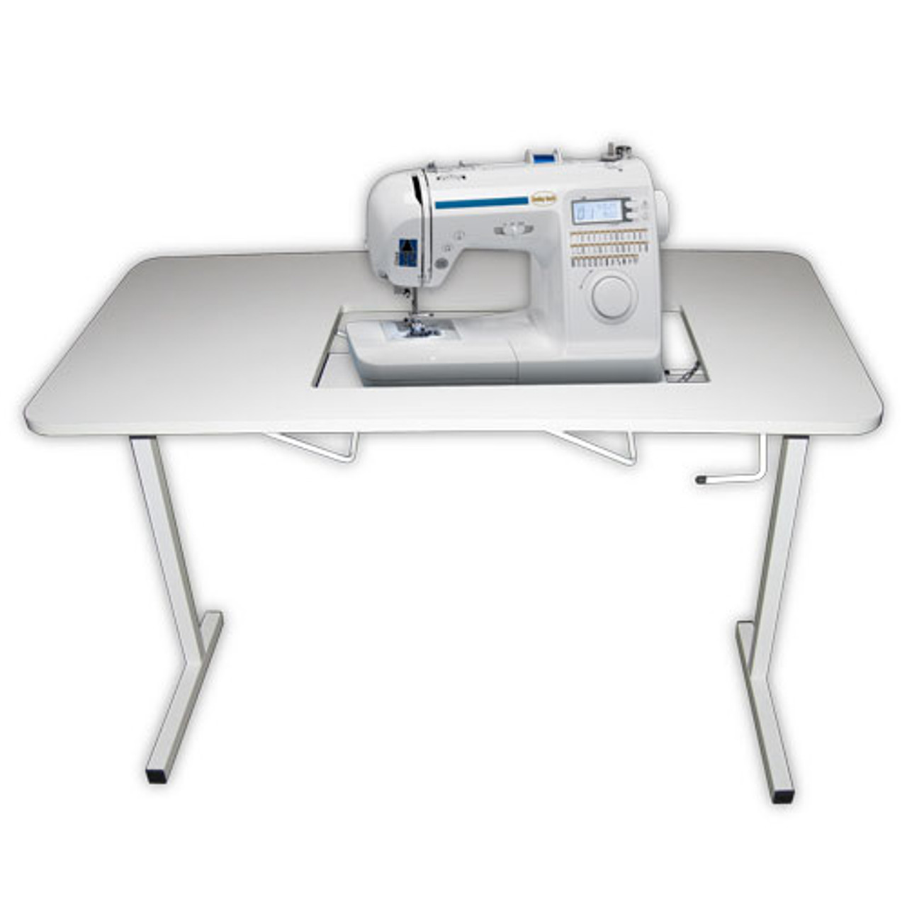 Portable Sewing Machine Table.Sullivans Portable Folding Sewing Table Model 12889