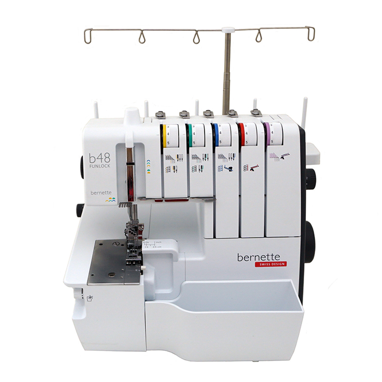 Bernette b48 Funlock Coverstitch Serger