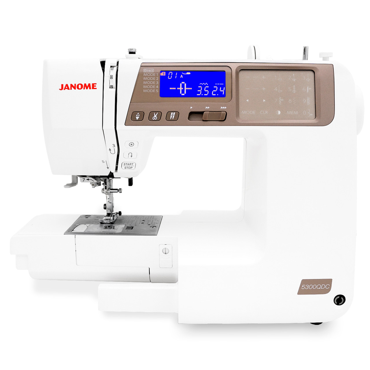 Buy Janome DC 2150 Computerised Sewing machine | Harvey Norman AU | 1280x1280