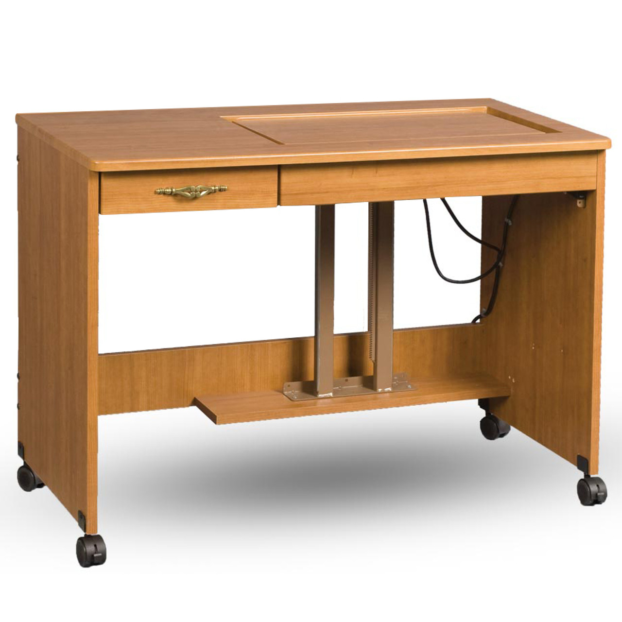 Fashion Sewing Cabinets 387 Mini Quilting/Embroidery Table $1,396.99   FREE  SHIPPING!