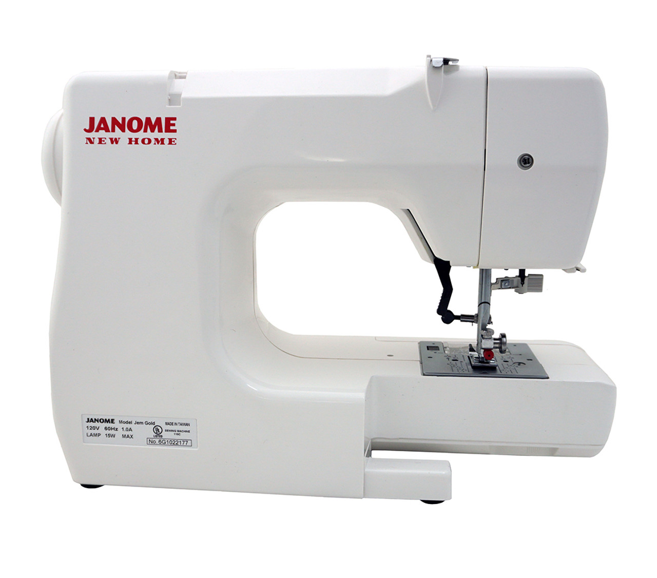 janome jem gold 660 sewing machine bonus bundle 219 00 free shipping rh sewvacdirect com