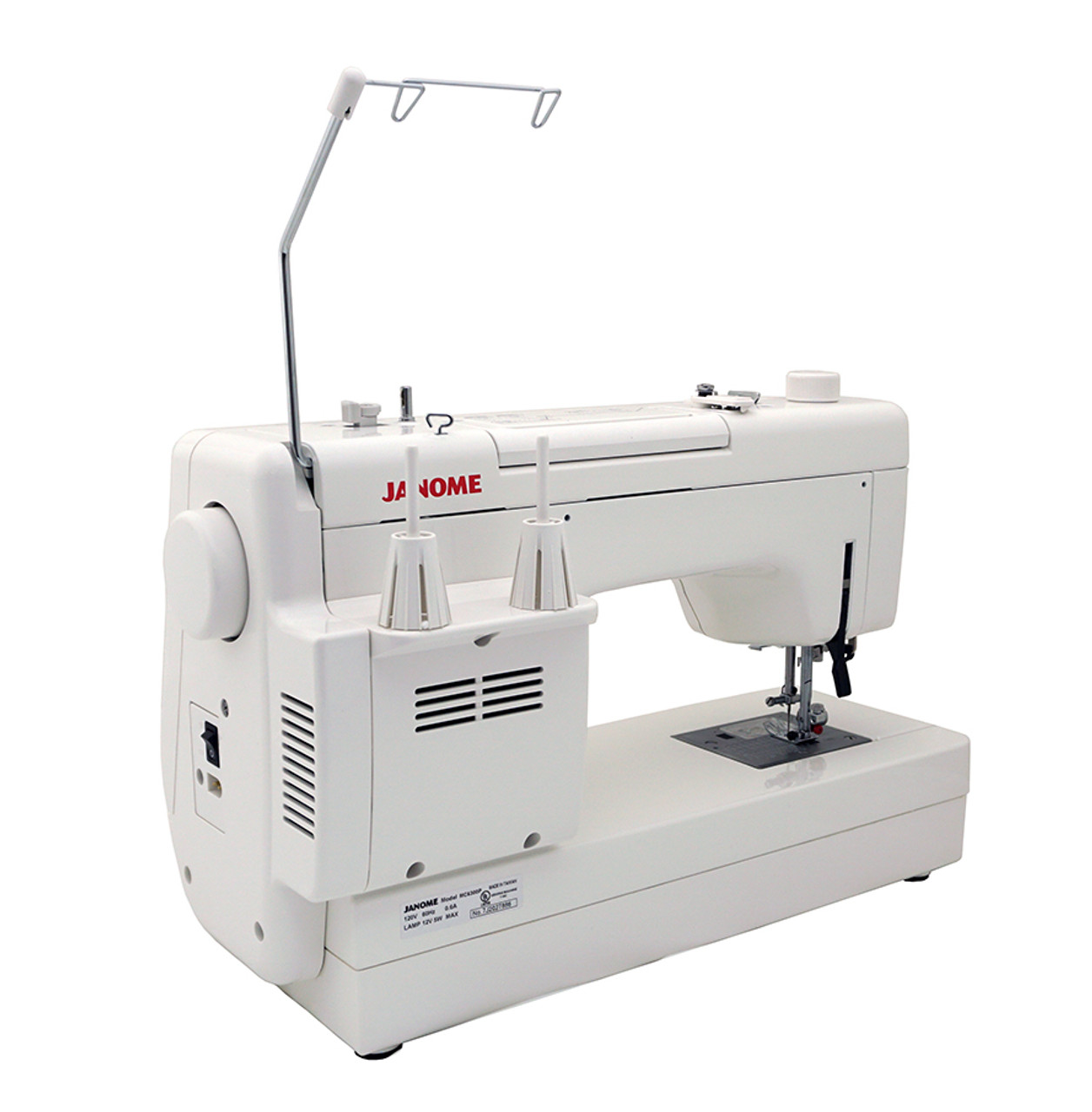 6d98c2a9 ... Janome Memory Craft 6300P Sewing Machine with Exclusive Bonus Bundle ...