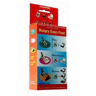 Janome Rotary Even Feed Foot