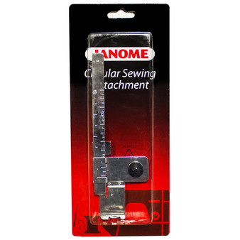 Janome Top-Load Circular Sewing Attachment