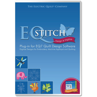 Electric Quilt EQStitch Embroidery Software