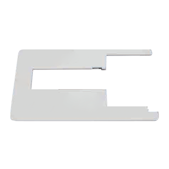 Janome Insert Plate E Fits Model MC15000 For Use With Janome Universal Table