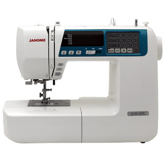 Janome 4120QDC-B Computerized Quilting and Sewing Machine with Exclusive Bonus Bundle