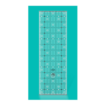 Creative Grids Charming Itty Bitty Eights 5in x 15in Quilt Ruler