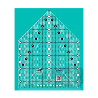 Creative Grids House Quilt Ruler