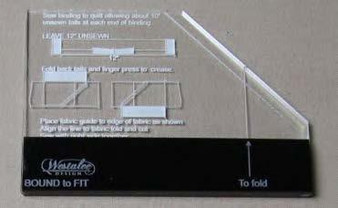 Sew Steady Westalee Bound to Fit Binding Tool