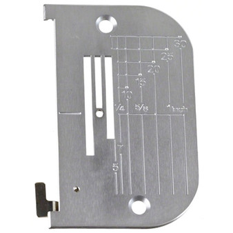 Juki TL Series Straight Stitch Needle Plate for Thick Fabric