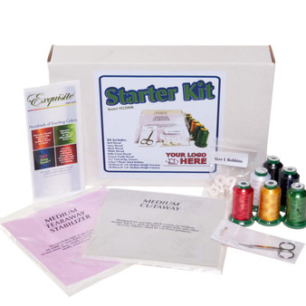 Dime Exquisite Starter Kit with L size bobbins