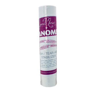 Janome Anna Marie Horner Wash / Tear Away Stabilizer