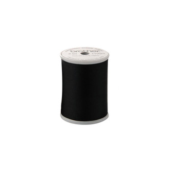 Brother SAEBT999 Embroidery Bobbin Thread Black 60 weight - 1 Spool