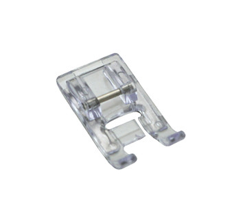 Janome New Home Top Load Open Toe Satin Stitch Foot