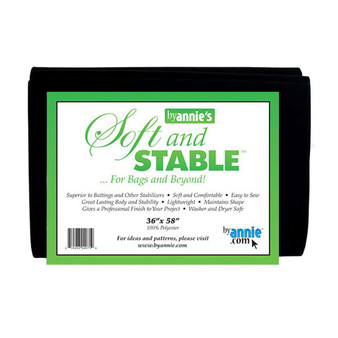 ByAnnie's Soft and Stable 36 x 58 Black Stabilizer