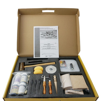 Janome Tandy Deluxe Leather Kit HD9