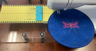 Sew Steady Universal Circles with Straights Tool and Mat