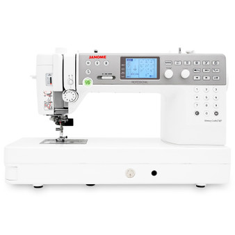 Janome Memory Craft 6700P High Speed Mid-Arm Sewing and Quilting Machine