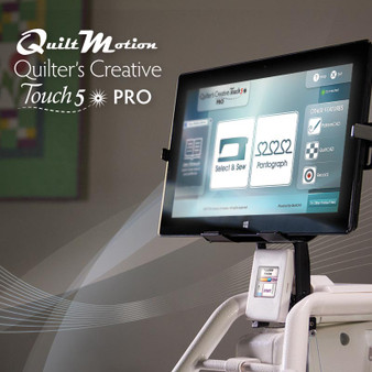 Grace QuiltMotion Quilter's Creative Touch 5 Pro