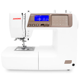 Janome 5300QDC-T Sewing and Quilting Machine with Bonus Quilt Kit!