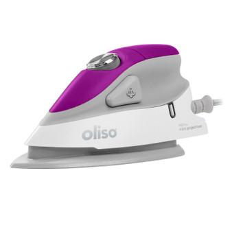 Oliso Mini Iron Purple With Trivet