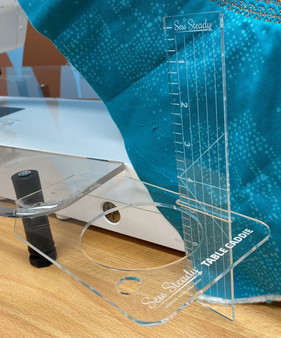 Sew Steady Table Caddie with Ruler