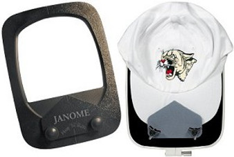 Janome Hat Hoop for Memory Craft Machines
