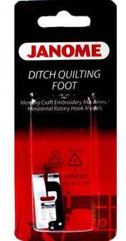 Janome Top-Load - Ditch Quilting Foot