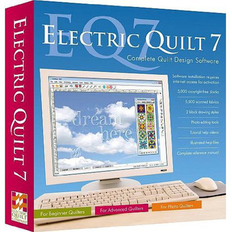 Electric Quilt ® EQ7 Software