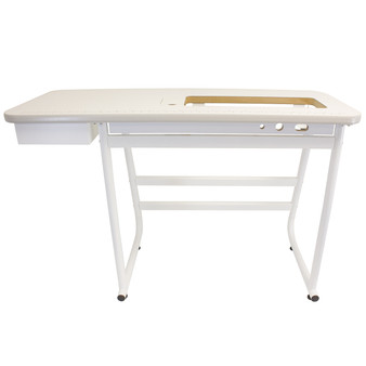 Janome Sewing Table for Mid-Arm High Speed Machines (9 Inch Throat)