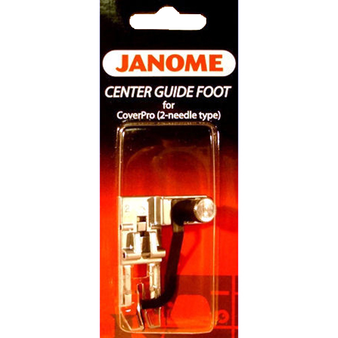 Janome CoverPro 900CP Center Guide Foot