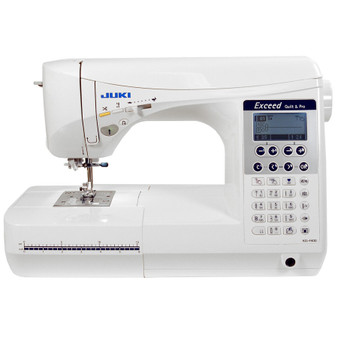 Juki Exceed HZL-F400 Quilt Pro Computerized Sewing Machine
