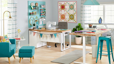 How to Build a Multi-Functional Sewing Room