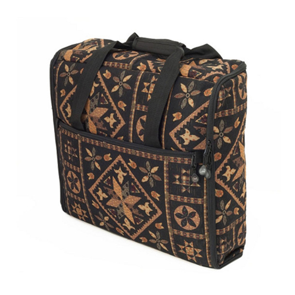 BlueFig EMB23IM - Embroidery Arm Travel Bag (Black Quiltin')