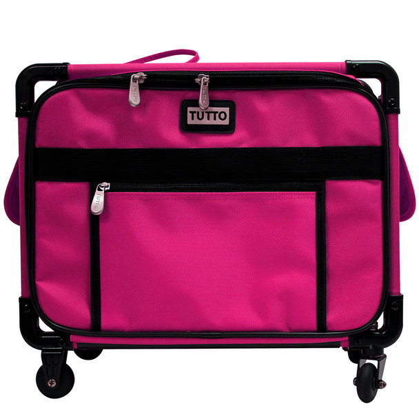 Tutto Small Carry-on/Small Machine on Wheels