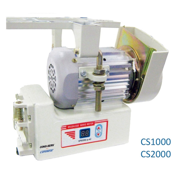 Consew Model CS1000 / CS2000 Servo Motor