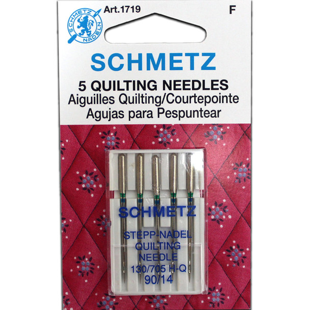 Schmetz Quilting Needles - Size 90/14