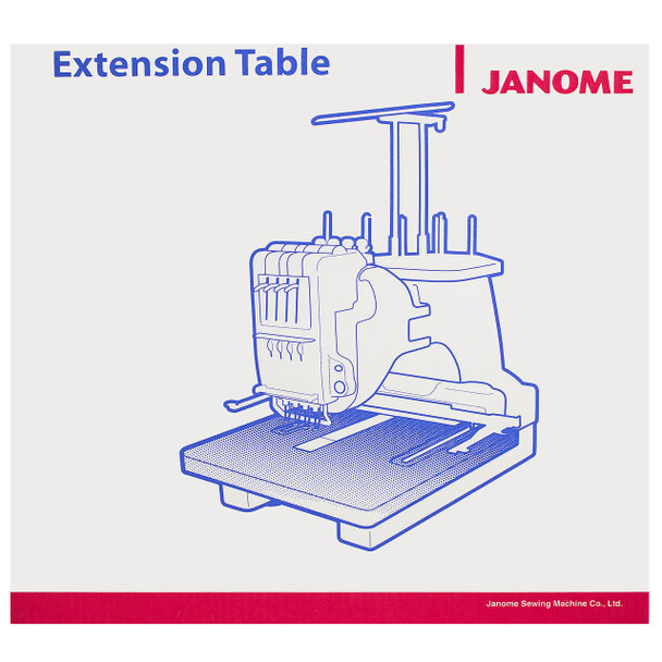 Janome Extension Table fits MB-4 Series and MB-7 Embroidery Machines